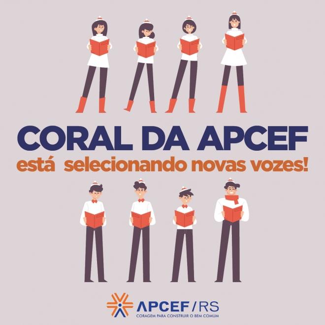 Coral da APCEF/RS