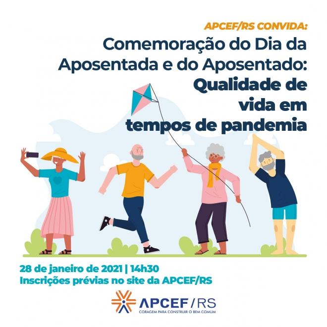Dia da Aposentada e do Aposentado da APCEF/RS