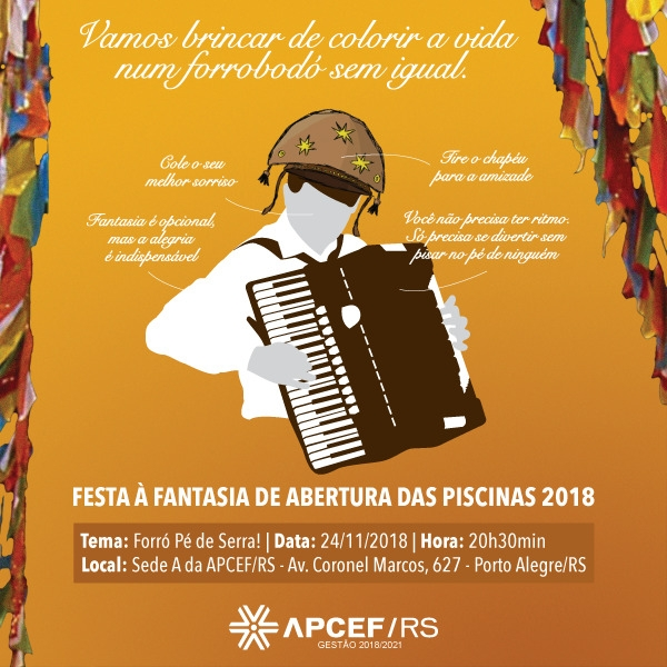 Festa das Piscinas 2018