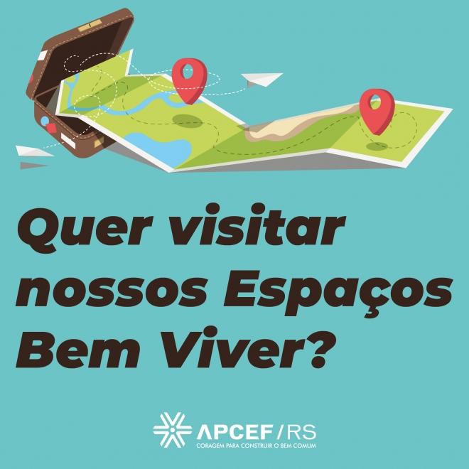 Espaços Bem Viver APCEF/RS - Covid-19