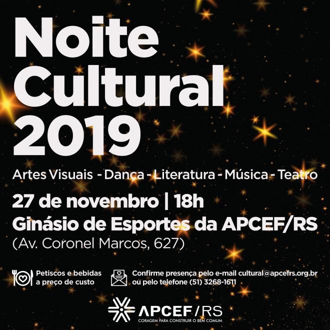 Noite Cultural 2019