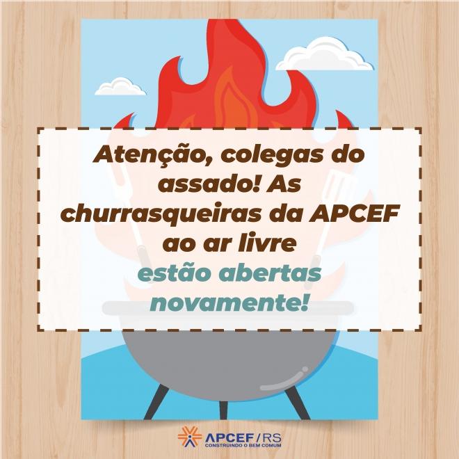 Churrasqueiras APCEF