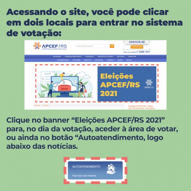Eleição APCEF