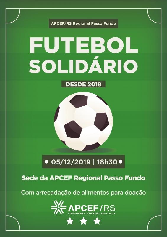 Futebol Solidário APCEF Passo Fundo