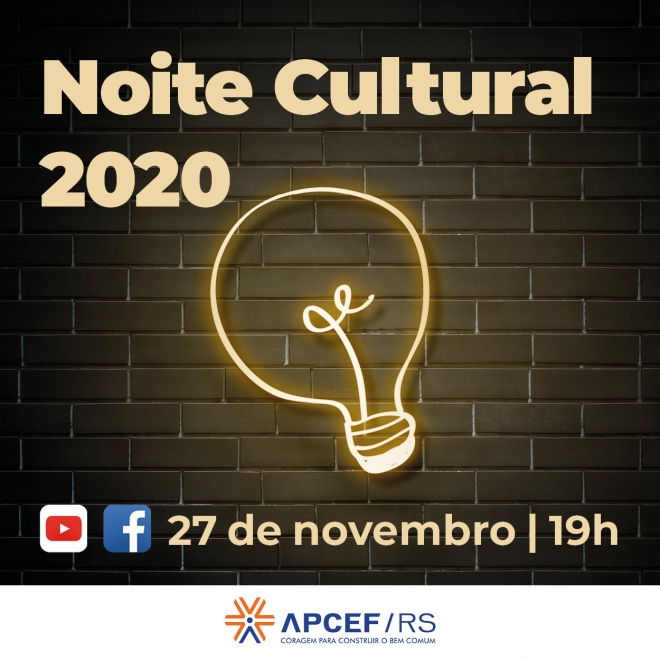 Noite Cultural 2020